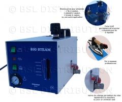Générateur de vapeur chaudière 5 litres