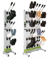 Séchoir à tubes pour chaussures / bottes