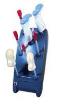 Séchoir à tubes mural chaussures / bottes
