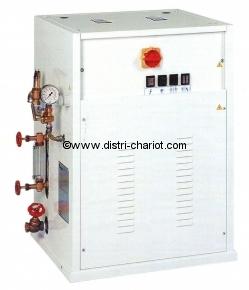 Générateur de vapeur électrique MAXI 24 et MAXI 26