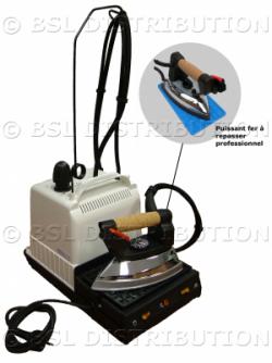 Générateur vapeur professionnel  MAGO STIR 2000 chaudière 2 Litres