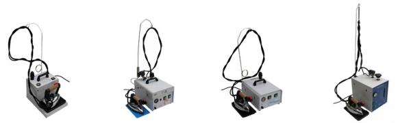 Générateur Centrale vapeur professionnelle de 1 à 5 Litres - Standard