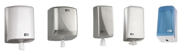 Distributeur essuie-mains professionnel
