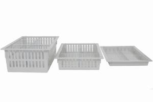 Bacs et séparateurs ISO-NORM