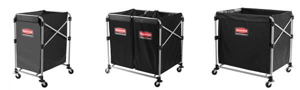 Chariots porte-sacs pliants X-Cart
