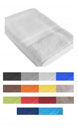 Drap de bain éponge COLORE 450gr/m² 70x140cm