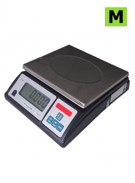 Balance de pesage homologuée, portée 1.5 à 30kg