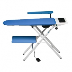 table repasser pliante professionnelle. Black Bedroom Furniture Sets. Home Design Ideas