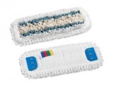 Frange languettes 3 trous en Microfibre - Polyester - Coton