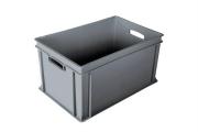 Caisse plastique Euronorm 600x400x320 mm