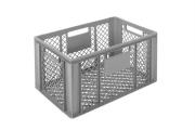 Caisse plastique Euronorm 600x400x350 mm