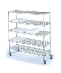 Etagère de distribution du linge propre L1220mm