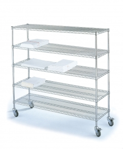 Etagère de distribution du linge propre L1820mm