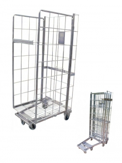 Chariot Roll emboitable - Grande maille