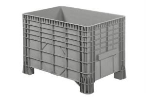 Caisse palette légère 550L - Sur pieds