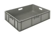 Caisse plastique Euronorm 600x800x210 mm