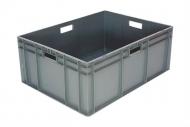 Caisse plastique Euronorm 600x800x320 mm