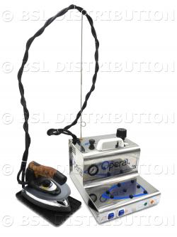 Générateur vapeur INOX 2.7L - Repassage professionnel