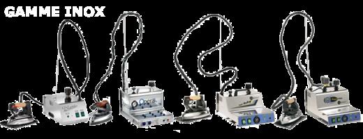 Générateur Centrale vapeur professionnelle de 1 à 5 Litres - INOX