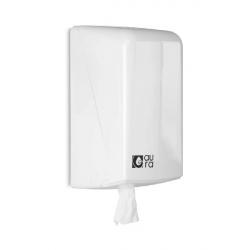 Distributeur essuie-mains professionnel rouleau Ø130mm