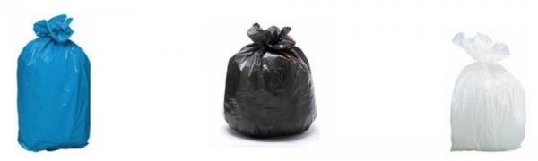 Sac poubelle de 20L à 160L