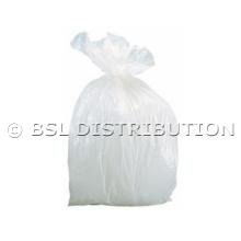 Sac poubelle 5L Blanc - Lot de 1000 sacs