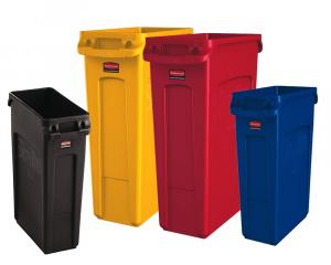 Collecteur à déchets Slim Jim 87L