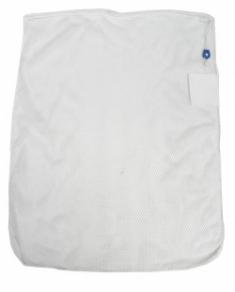 Filet de lavage 80x100 cm - BLANC
