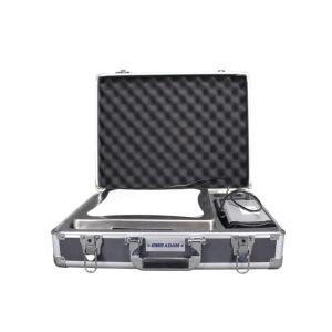 Valise de transport solide avec fermeture (300x300mm modèle).