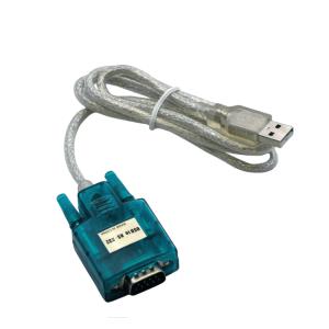 RS-232 vers câble interface USB.