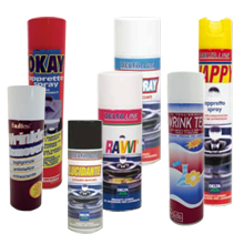 Additifs Professionnels en Spray