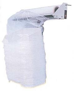Chargeur de goulotte pour emballeuse E92 avec soufflerie