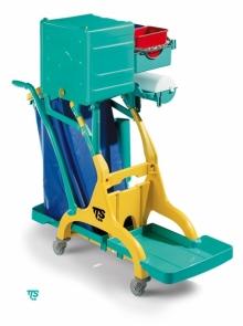 Mini Chariot de nettoyage ''NICK STAR 125 BOX''