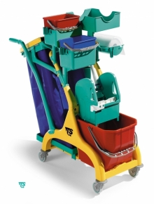 Mini Chariot de nettoyage ''NICK STAR 120''