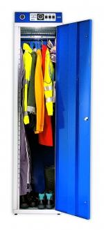 Armoire séchante pour vêtement de travail