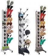 Séchoir à tubes pour gants / casques