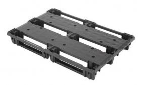 Palette Plastique Export 1200 x 800 x 140 mm