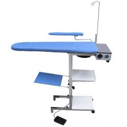Table à repasser professionnelle ergonomique