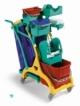 Mini chariot de nettoyage ''NICK STAR''
