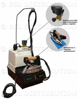 Générateur vapeur professionnel  MAGO STIR 5000 chaudière 5 Litres