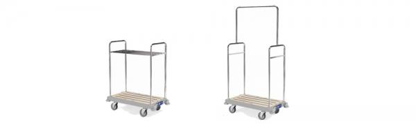 Chariots de transport pour bagages
