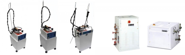 Générateur Centrale vapeur professionnelle à remplissage automatique