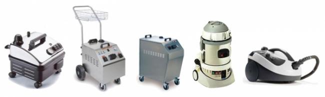 Nettoyeur vapeur semi-pro & professionnel