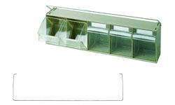 Tringle de sécurité pour bloc-tiroirs basculants