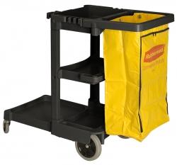 Chariot de ménage / nettoyage professionnel - simple