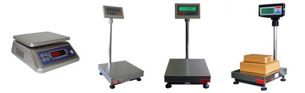 Balances de pesage professionnelles