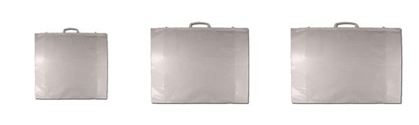 Housse pour emballage et transport de couette