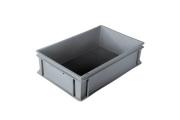 Caisse plastique Euronorm 600x400x120 mm