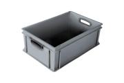 Caisse plastique Euronorm 600x400x220 mm