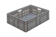 Caisse plastique Euronorm 600x800x235 mm